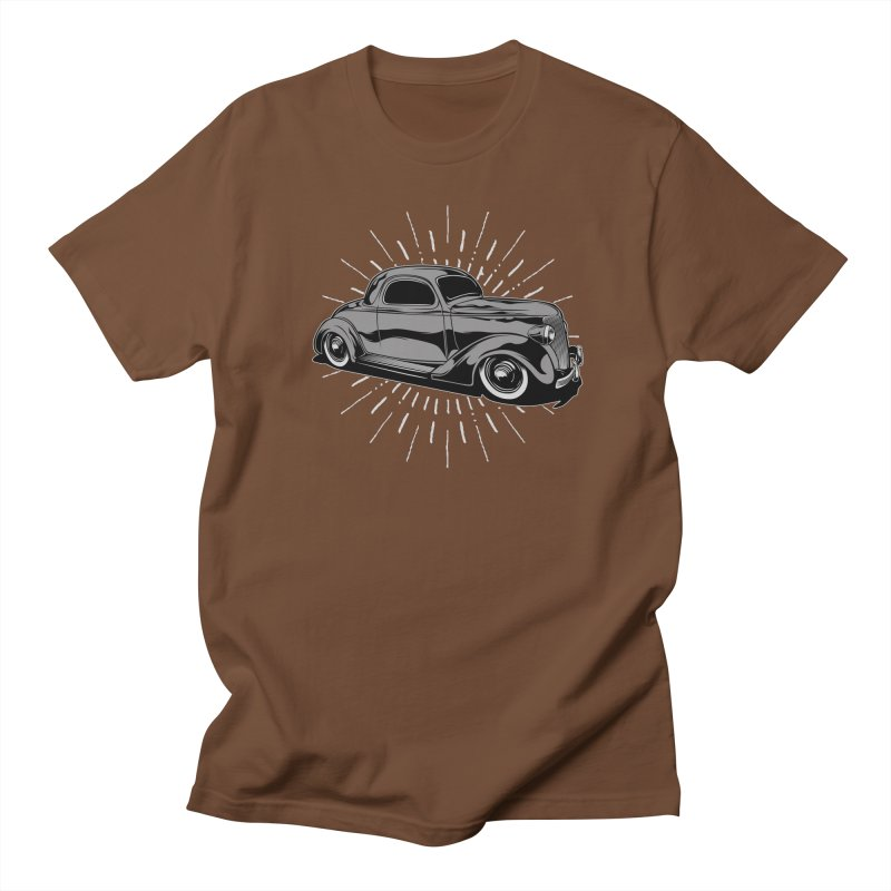 38 Ford Women's Regular Unisex T-Shirt by EngineHouse13's Artist Shop