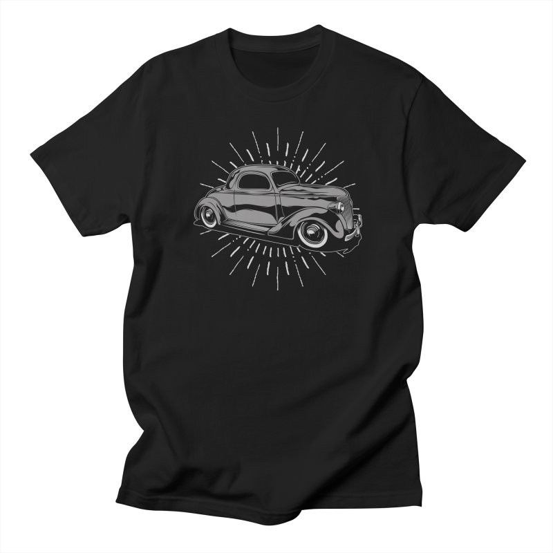 38 Ford Men's T-Shirt by EngineHouse13's Artist Shop