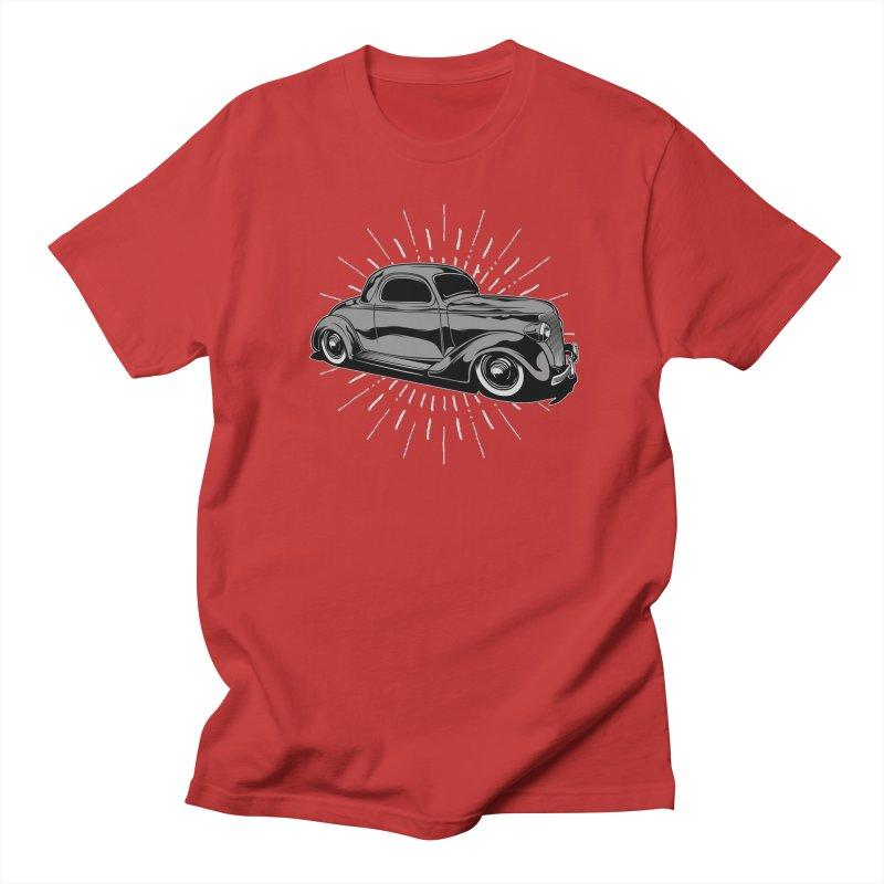 38 Ford Women's Unisex T-Shirt by EngineHouse13's Artist Shop