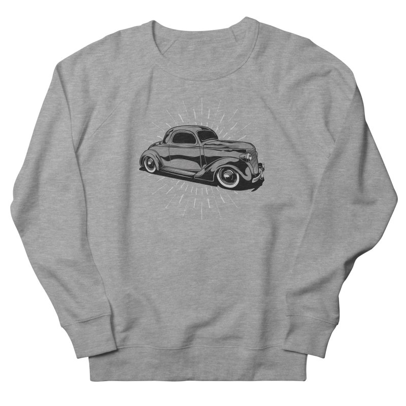 38 Ford Men's French Terry Sweatshirt by EngineHouse13's Artist Shop