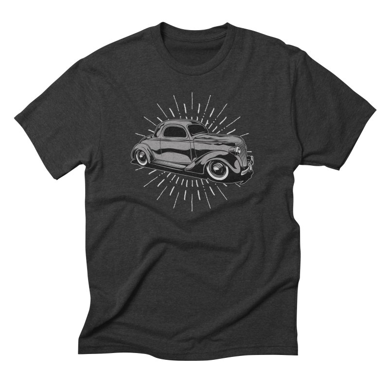 38 Ford Men's Triblend T-Shirt by EngineHouse13's Artist Shop