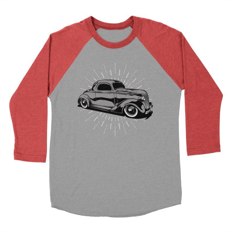 38 Ford Women's Baseball Triblend Longsleeve T-Shirt by EngineHouse13's Artist Shop
