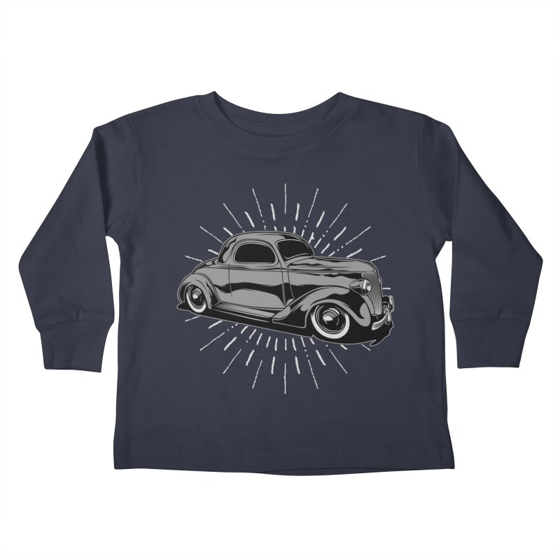 38 Ford Kids Toddler Longsleeve T-Shirt by EngineHouse13's Artist Shop
