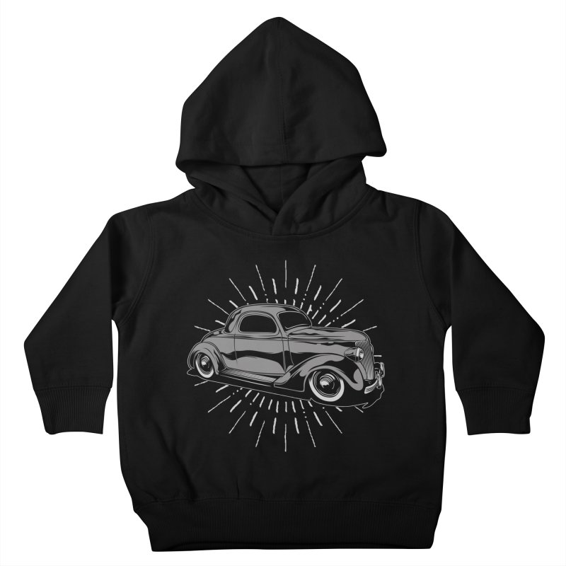 38 Ford Kids Toddler Pullover Hoody by EngineHouse13's Artist Shop