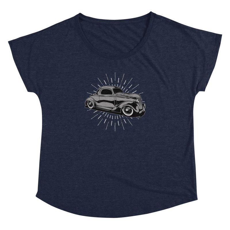 38 Ford Women's Dolman by EngineHouse13's Artist Shop