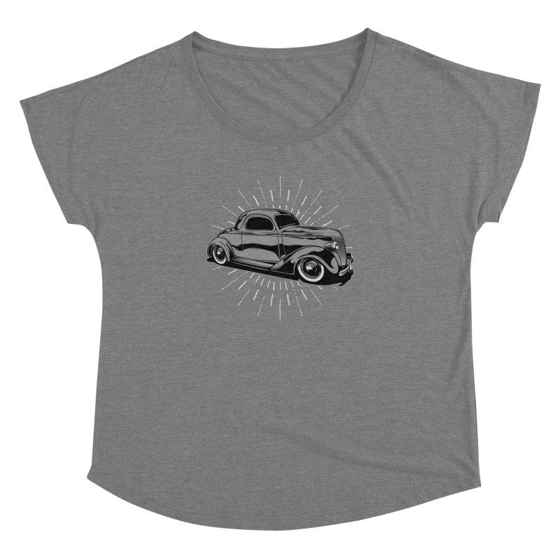 38 Ford Women's Dolman Scoop Neck by EngineHouse13's Artist Shop