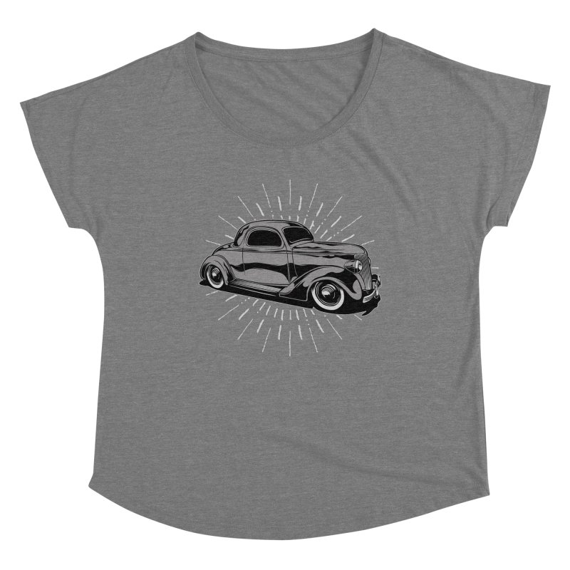 38 Ford Women's Scoop Neck by EngineHouse13's Artist Shop