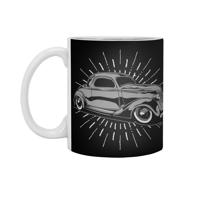 38 Ford Accessories Mug by EngineHouse13's Artist Shop