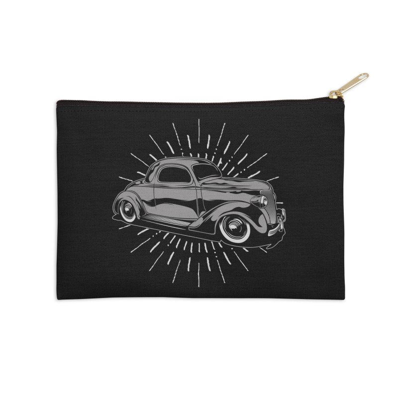 38 Ford Accessories Zip Pouch by EngineHouse13's Artist Shop