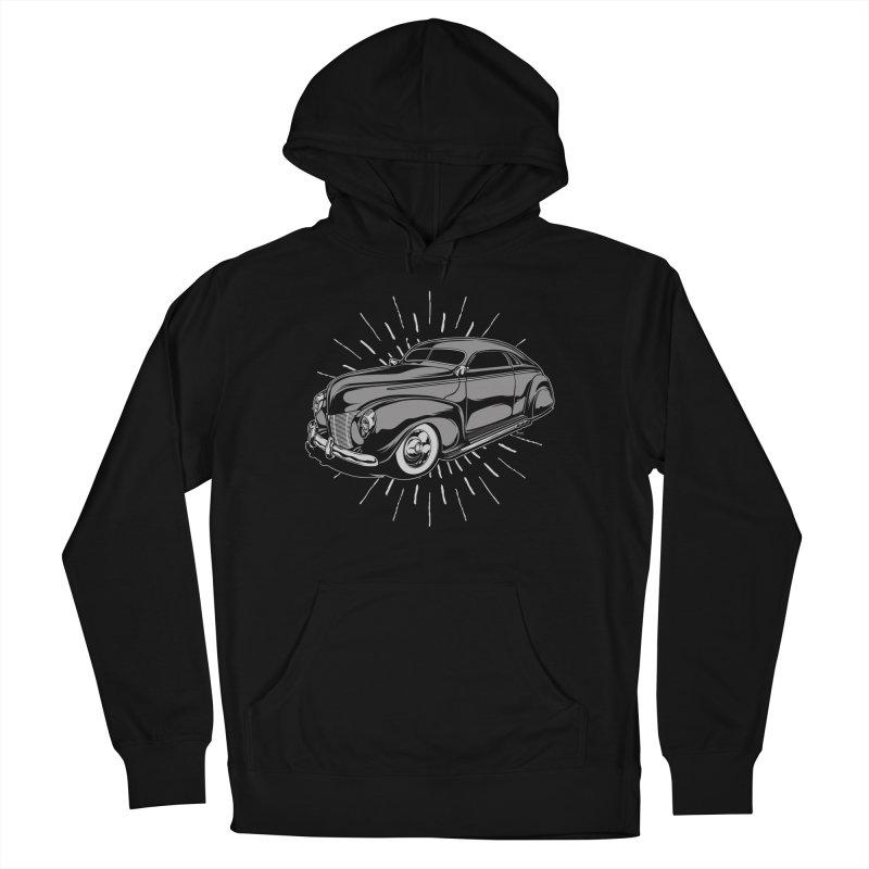 40 Sled Men's Pullover Hoody by EngineHouse13's Artist Shop