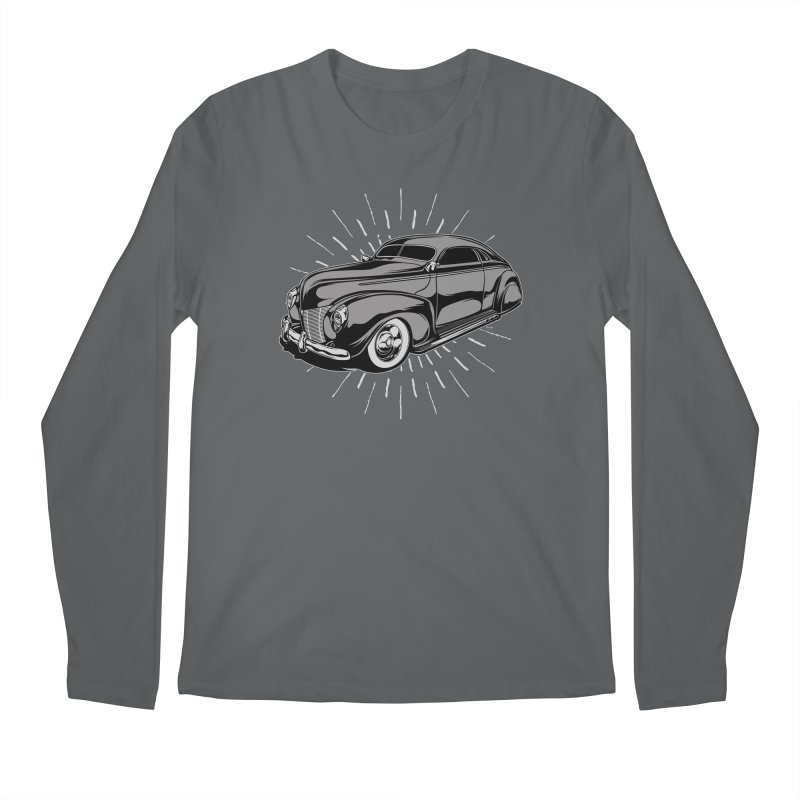 40 Sled Men's Longsleeve T-Shirt by EngineHouse13's Artist Shop