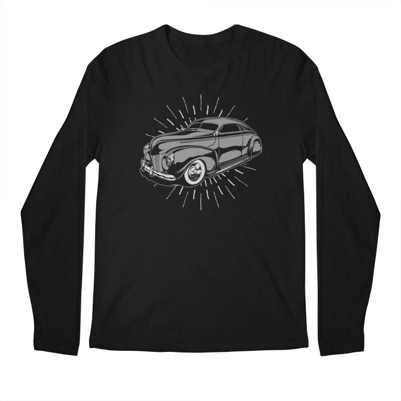 40 Sled Men's Longsleeve T-Shirt by EngineHouse13's Artist Shop
