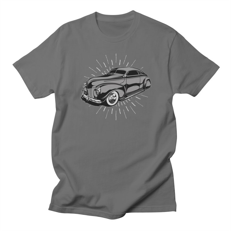 40 Sled Men's T-Shirt by EngineHouse13's Artist Shop