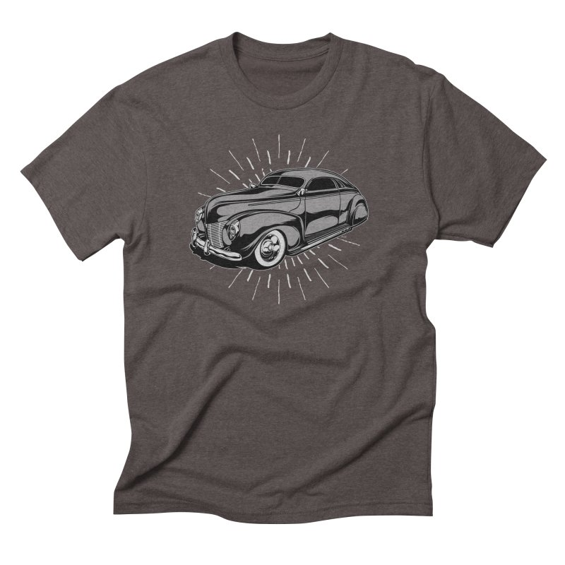 40 Sled Men's Triblend T-Shirt by EngineHouse13's Artist Shop