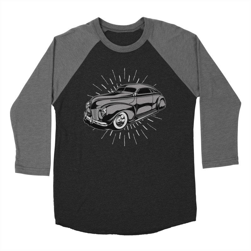 40 Sled Men's Baseball Triblend T-Shirt by EngineHouse13's Artist Shop
