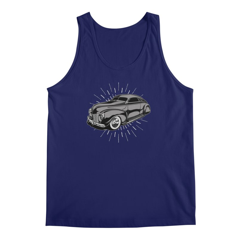 40 Sled Men's Tank by EngineHouse13's Artist Shop