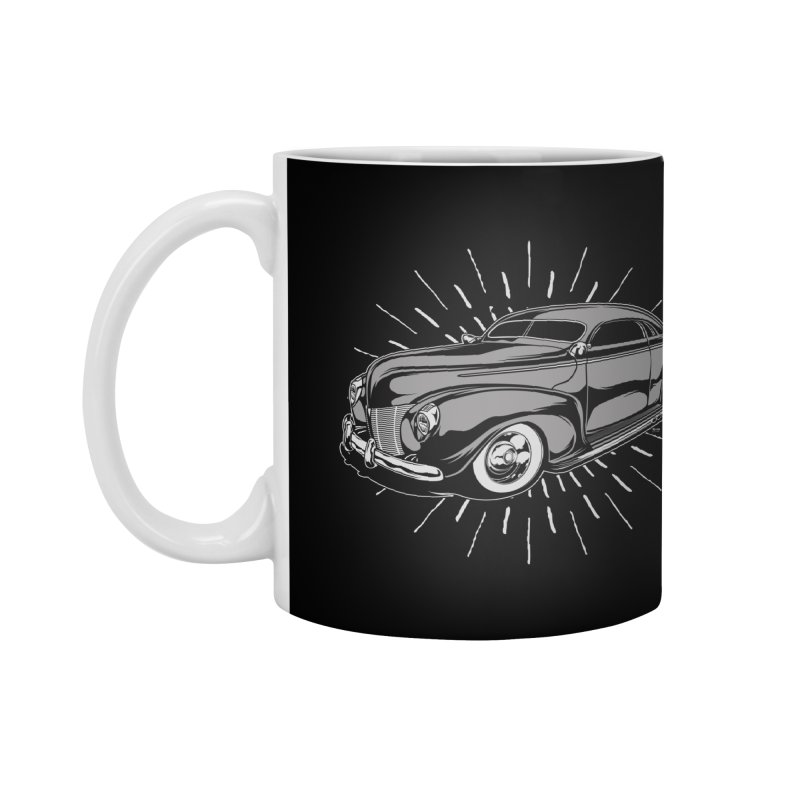 40 Sled Accessories Mug by EngineHouse13's Artist Shop