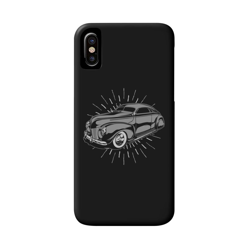 40 Sled Accessories Phone Case by EngineHouse13's Artist Shop