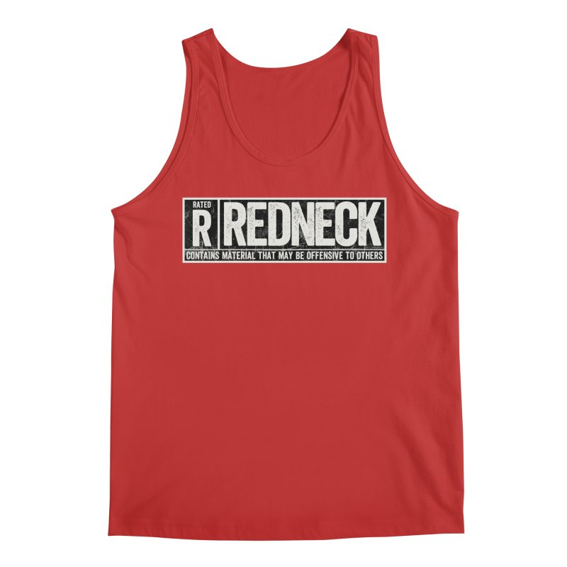 Rated R Men's Tank by EngineHouse13's Artist Shop