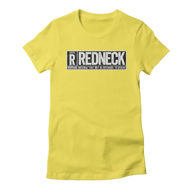 Rated R Women's T-Shirt by EngineHouse13's Artist Shop