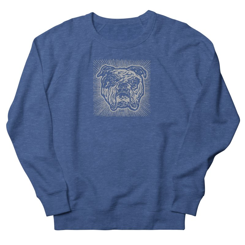 Bully Men's French Terry Sweatshirt by EngineHouse13's Artist Shop