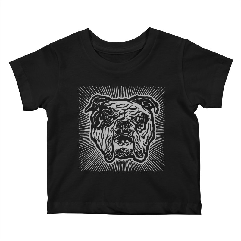 Bully Kids Baby T-Shirt by EngineHouse13's Artist Shop