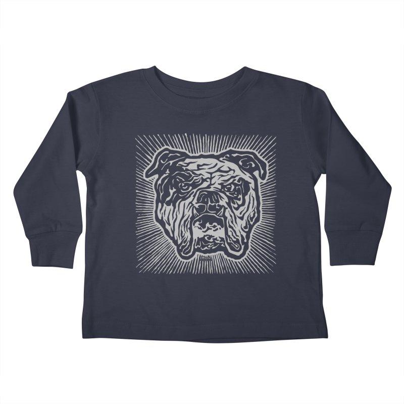 Bully Kids Toddler Longsleeve T-Shirt by EngineHouse13's Artist Shop