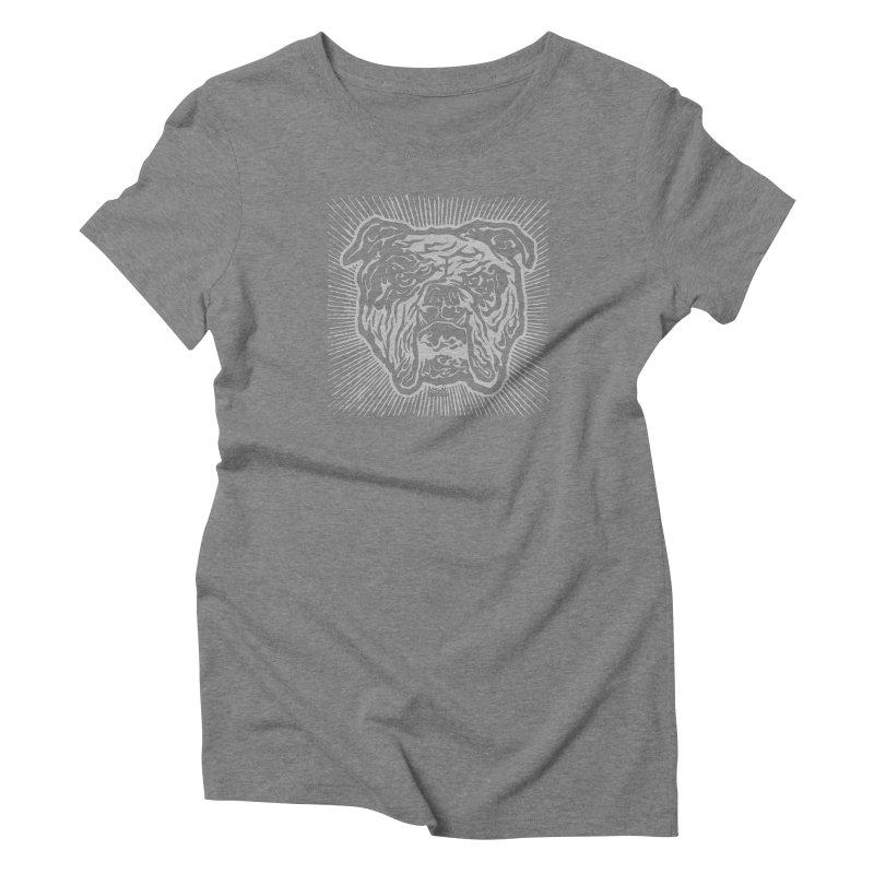 Bully Women's Triblend T-Shirt by EngineHouse13's Artist Shop