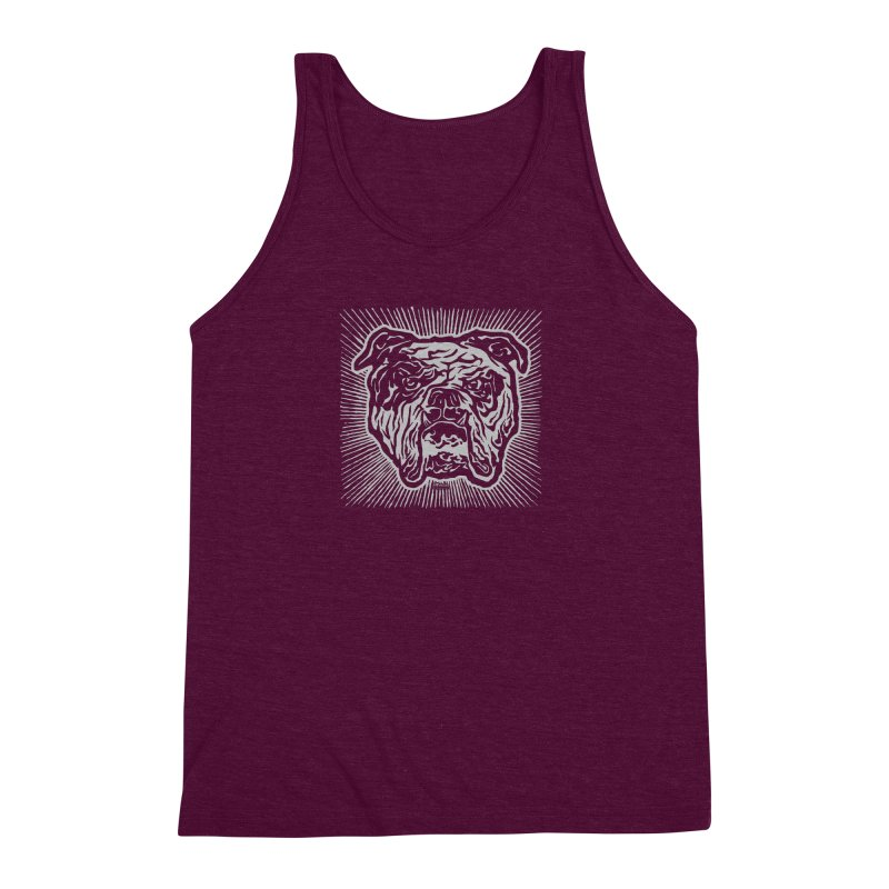 Bully Men's Triblend Tank by EngineHouse13's Artist Shop