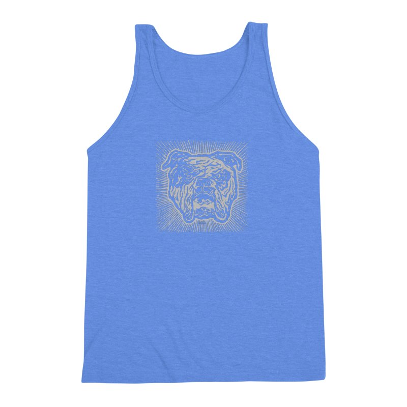 Bully Men's Triblend Tank by EngineHouse13's Artist Shop