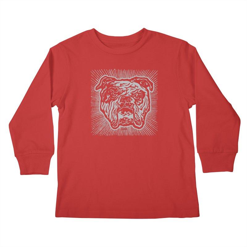 Bully Kids Longsleeve T-Shirt by EngineHouse13's Artist Shop