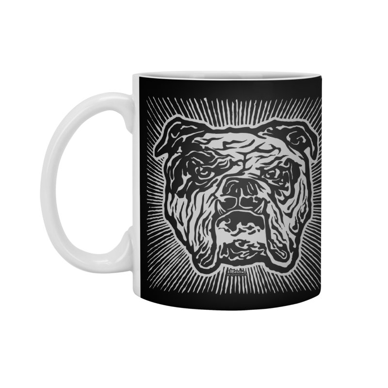 Bully Accessories Mug by EngineHouse13's Artist Shop