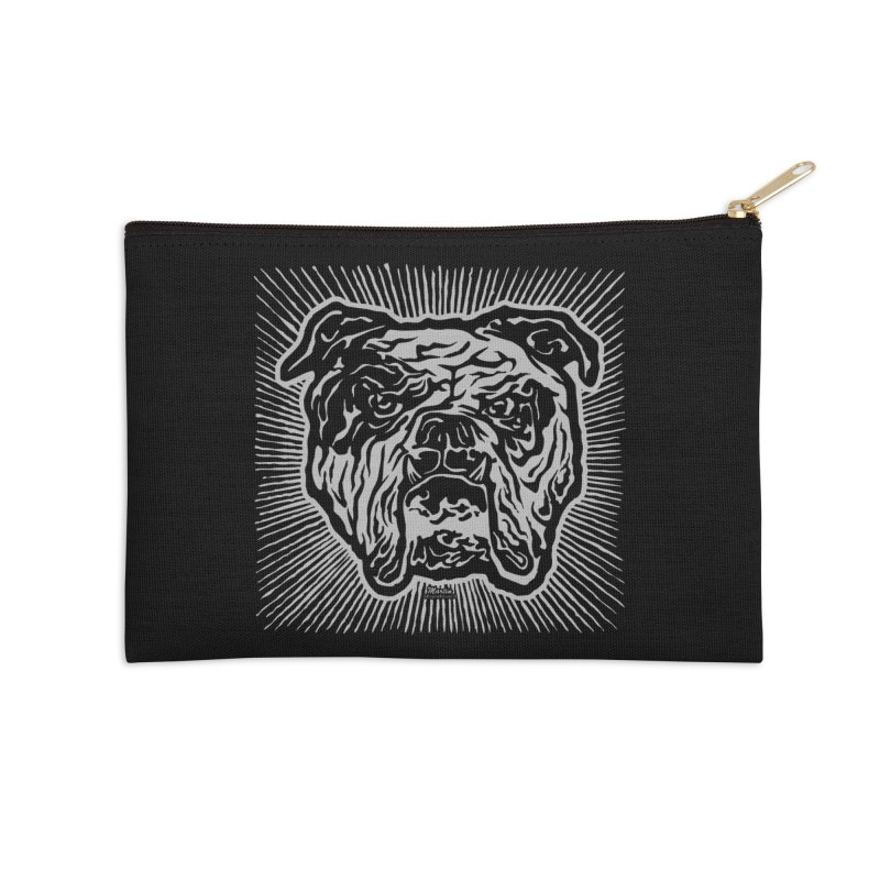 Bully Accessories Zip Pouch by EngineHouse13's Artist Shop