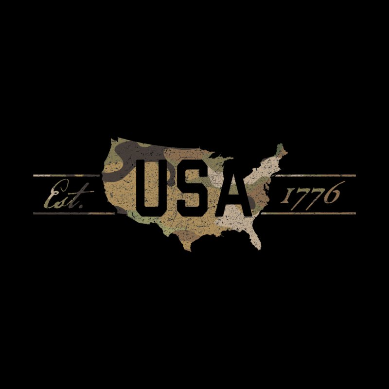 Est. 1776 Men's T-Shirt by EngineHouse13's Artist Shop
