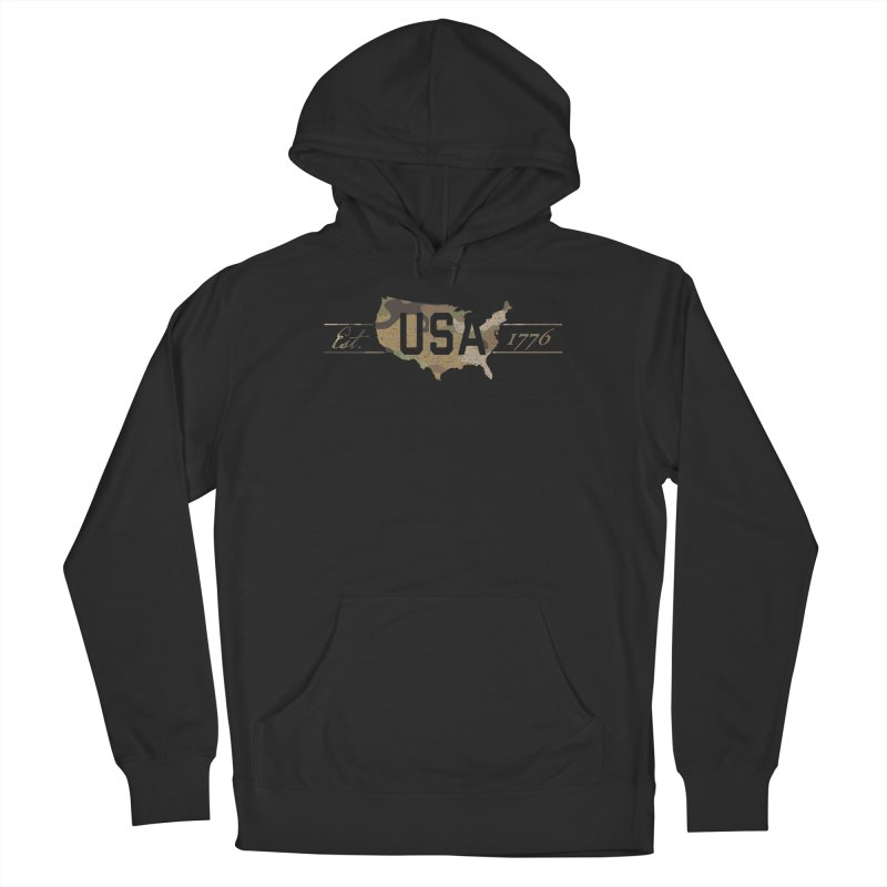 Est. 1776 Women's Pullover Hoody by EngineHouse13's Artist Shop