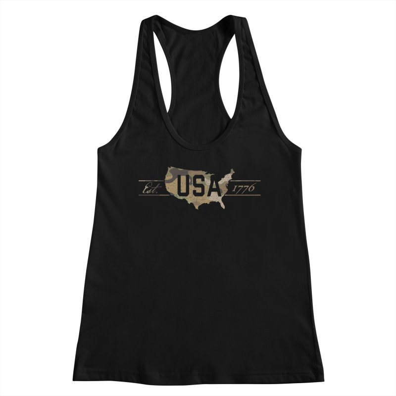 Est. 1776 Women's Tank by EngineHouse13's Artist Shop
