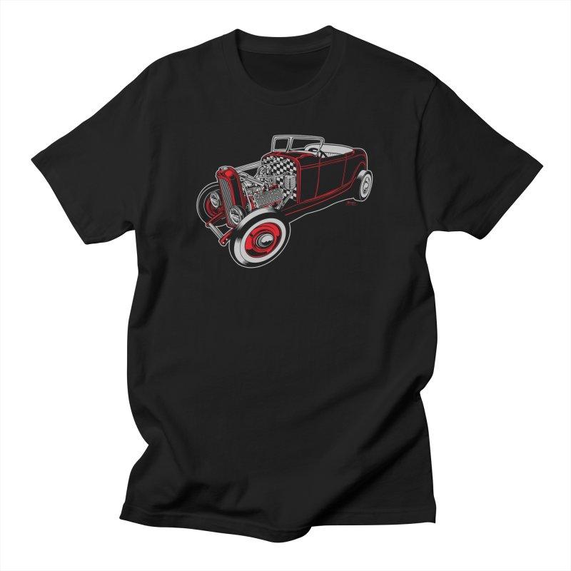 32 Men's T-Shirt by EngineHouse13's Artist Shop