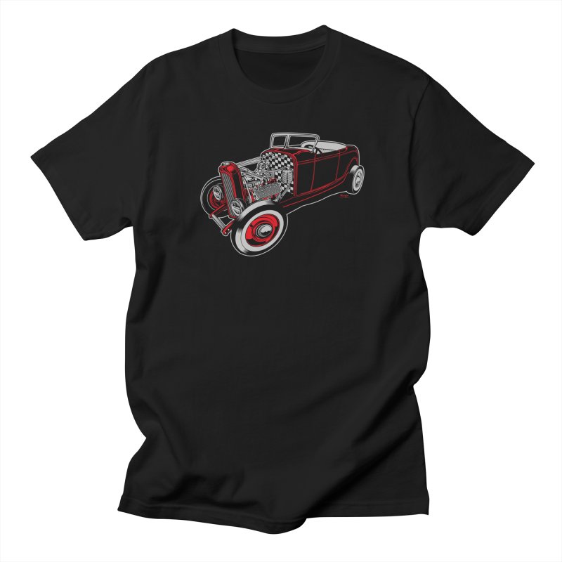 32 Men's Regular T-Shirt by EngineHouse13's Artist Shop