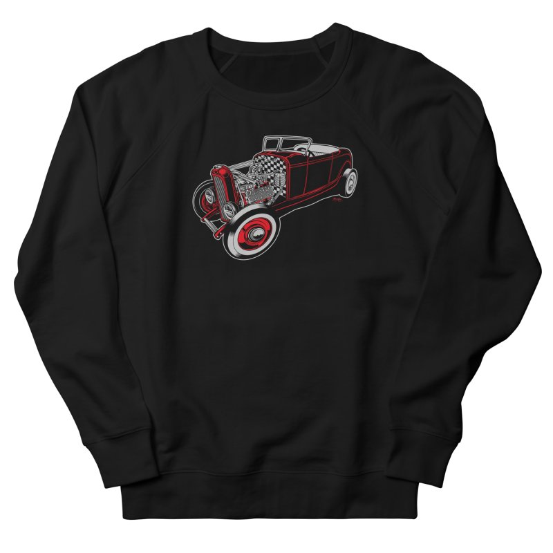 32 Men's French Terry Sweatshirt by EngineHouse13's Artist Shop