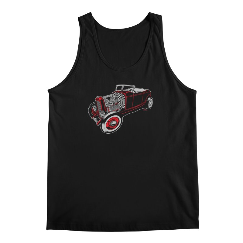 32 Men's Tank by EngineHouse13's Artist Shop