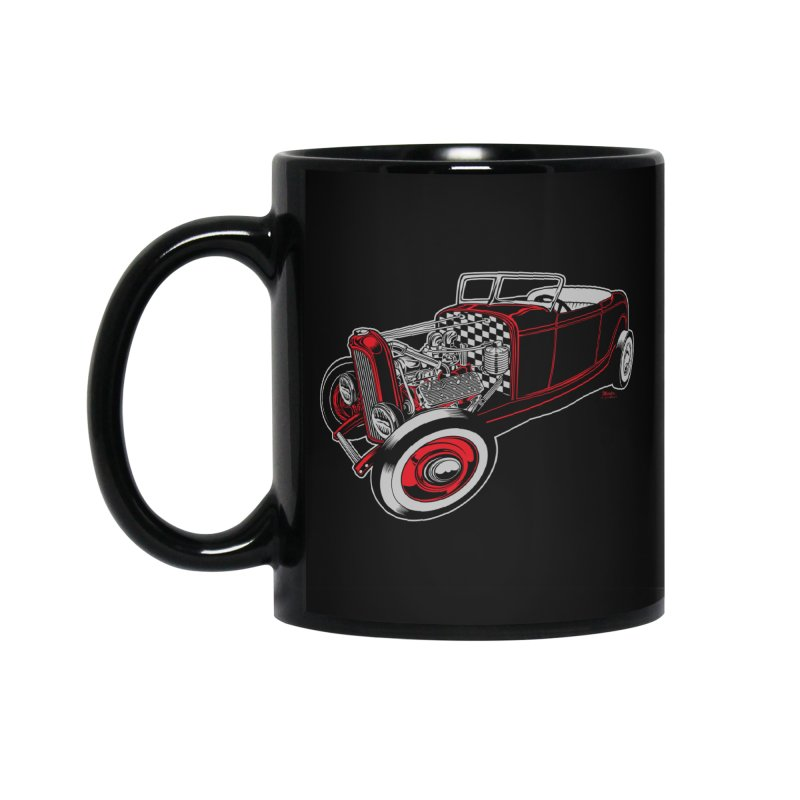 32 Accessories Mug by EngineHouse13's Artist Shop