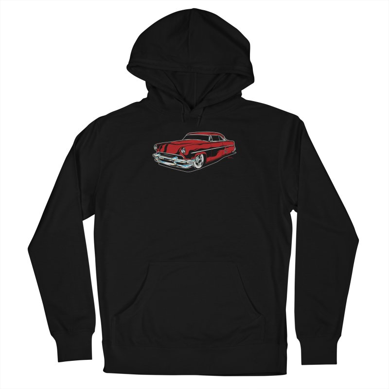 54 Custom Women's Pullover Hoody by EngineHouse13's Artist Shop