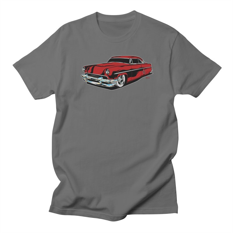 54 Custom Women's Regular Unisex T-Shirt by EngineHouse13's Artist Shop