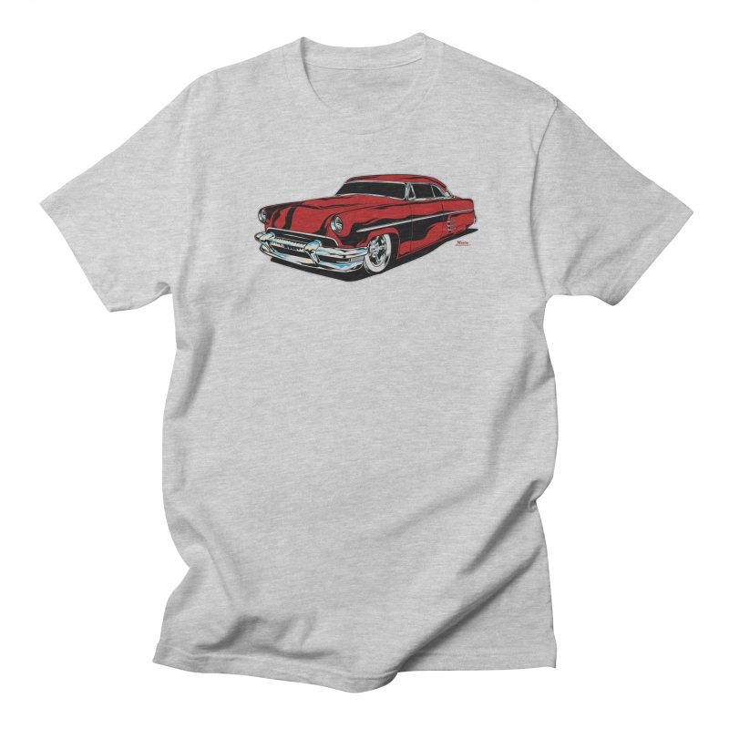 54 Custom Men's T-Shirt by EngineHouse13's Artist Shop