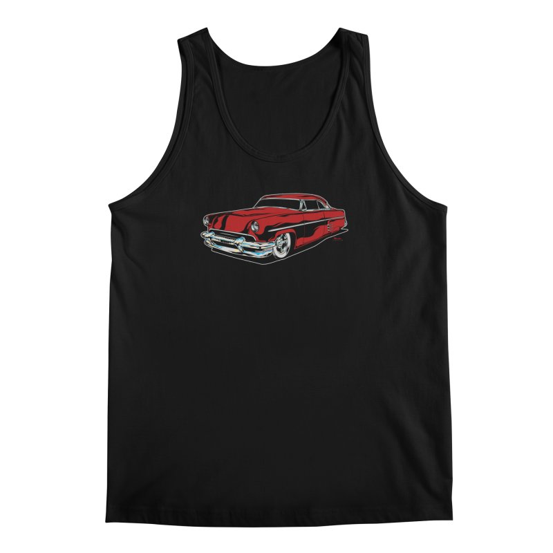 54 Custom Men's Regular Tank by EngineHouse13's Artist Shop