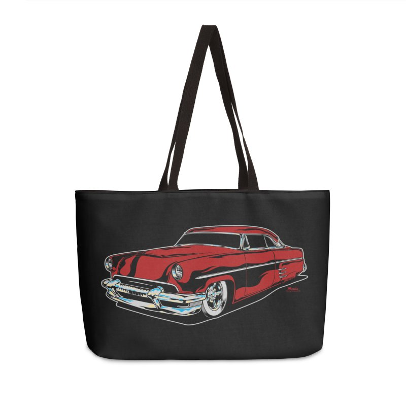 54 Custom Accessories Weekender Bag Bag by EngineHouse13's Artist Shop