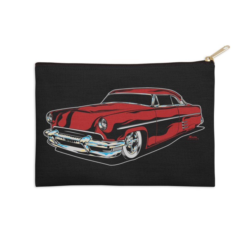 54 Custom Accessories Zip Pouch by EngineHouse13's Artist Shop