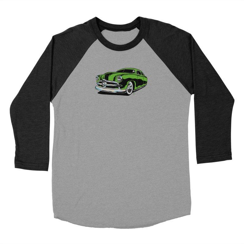 1950 Shoebox Kustom Men's Longsleeve T-Shirt by EngineHouse13's Artist Shop
