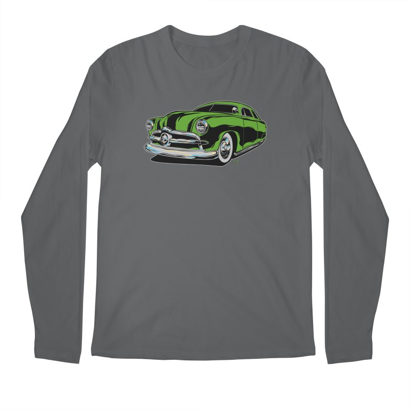 1950 Shoebox Kustom Men's Longsleeve T-Shirt by EngineHouse13's Artist Shop