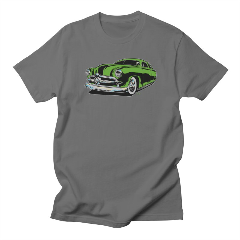 1950 Shoebox Kustom Women's T-Shirt by EngineHouse13's Artist Shop